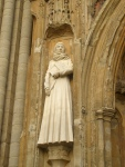 Mother Julian of Norwich, by Nick and Julie (Dreadnought and jb)